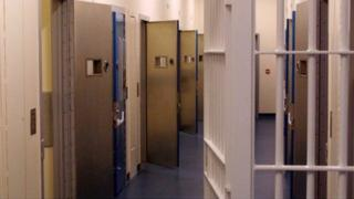 Police custody cells