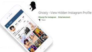 Ghosty app