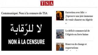 Le directeur du site web considère qu'il est une cible parce que son journal en ligne est critique envers le gouvernement.