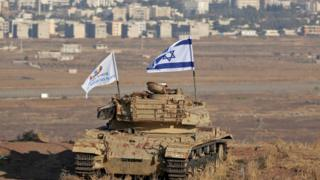 تانک اسرائیلی