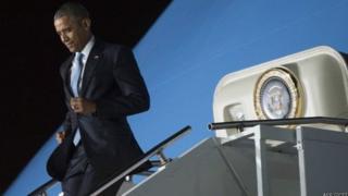 Barrack Obama alipozuri nchini Kenya