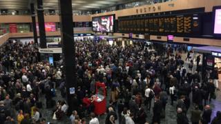 Transport Focus says that million of pounds went unclaimed in rail compensation last year