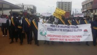 Le Cameroun a connu en 2017 une révolte menée contre Yaoundé par les régions anglophones.