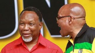 Motlanthe na Zuma