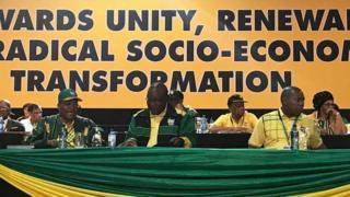 Zuma et Ramaphosa