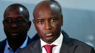 Le ministre sénégalais de l'Intérieur, Aly Ngouille Ndiaye