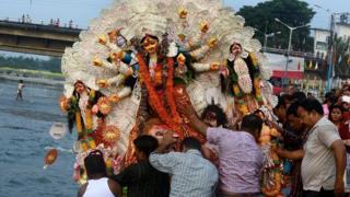 पश्चिम बंगाल, दुर्गा पूजा