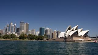 澳大利亞大都會悉尼