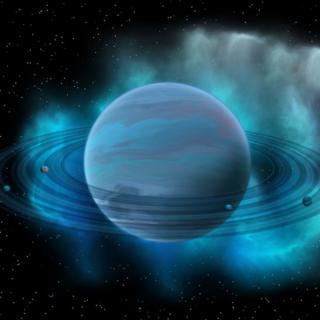 Ledeni Neptun, ilustracija