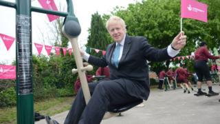 Newspaper headlines: Boris's PM bid and Duke on loss of Diana
