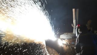 Uk factory worker