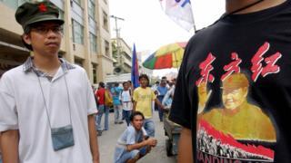 菲律賓左翼運動