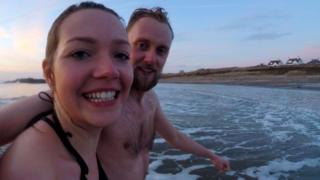 Migraine sufferer completes 100-day cold-water challenge