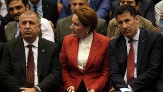 MHP'li muhaliflerin 19 Haziran 2016'da düzenlediği kurultay
