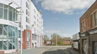 , Man arrested after woman dies in Nottingham car park