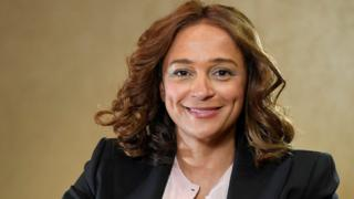 Isabel dos Santos: Africa's richest girl accused of fraud thumbnail
