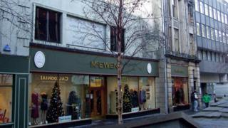 McEwens of Perth in Inverness