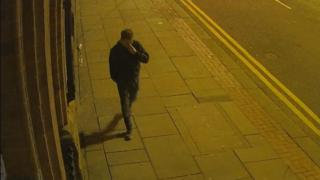 Man wanted over Chinatown fire