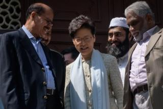 Pemimpin Hong Kong, Carrie Lam