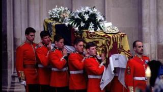 戴安娜,王妃,英国,王室,音乐,葬礼