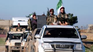 Humnootni Tarkiin deeggaraman Kaaba Sooriyaatti Kurdoota irratti haleellaa taasisuuf yommuu deeman