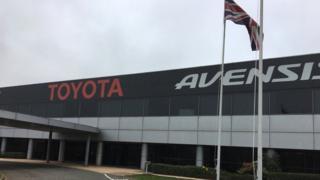 Toyota Burnaston plant