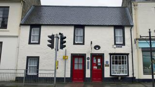 in_pictures Sanquhar post office