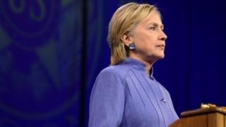 FBI warbixin ku saabsan Clinton