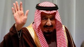 Король Саудовской Аравии Салман бин Абдулазиз аль Сауд