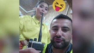 حمله کارگران قزاق به مهندسان عرب