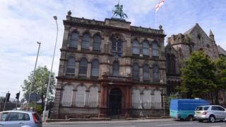 Clifton Street Orange hall