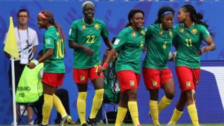 Cameroon girls