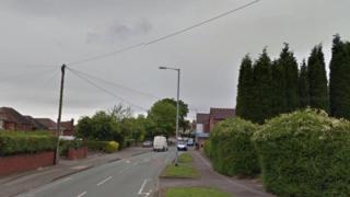Hockley Road, Tamworth - generic image