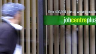 Northern Ireland Job centre