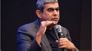 Former Infosys chief executive Vishal Sikka