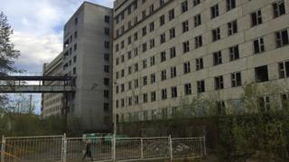 Апатиты, больница