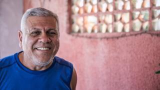 João Evangelista Correa, amigo de Bolsonaro desde a infância