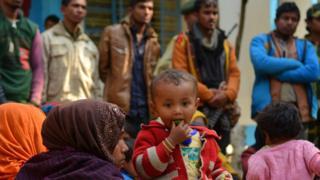 ဘင်္ဂလားဒေ့ရှ်ရောက် ရိုဟင်ဂျာဒုက္ခသည်များ