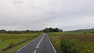 A75 near Ardachie, Kirkcowan, Newton Stewart