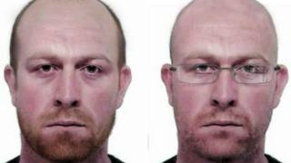Age progression images