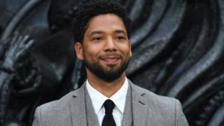 Jussie Smollett is suspected of filing a false report - police