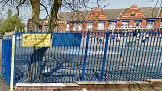 St Peter's Primary Swinton