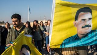 Kurdish protest