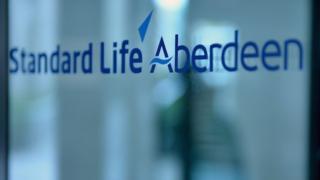 Standard Life Aberdeen sign