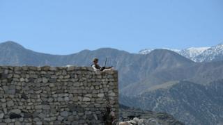 Афганистан и американский военный
