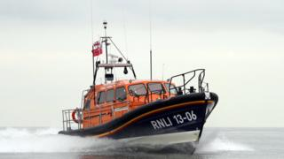 The new Shannon lifeboat will be named after fundraiser Antony Patrick Jones