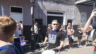 Band Pres Llareggub