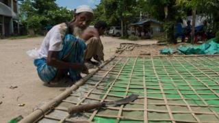 Maung Daw - Muslim man