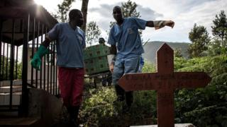Deadly Ebola outbreak no be global threat