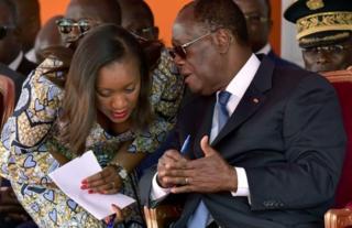 Rais Ouattara alichukua madaraka baada ya vita vya wenyewe kwa wenyewe mwaka 2010